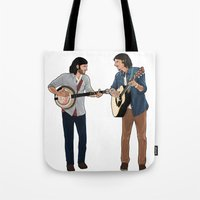 The Avett Brothers Tote Bag