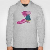 Axolotl Sweater Hoody