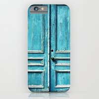 Blue Door iPhone 6 Slim Case