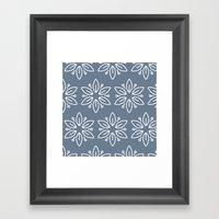 Pattern #23 Framed Art Print