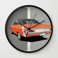 Dodge Dart Wall Clock