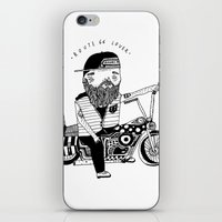 Route 66 Lover iPhone & iPod Skin