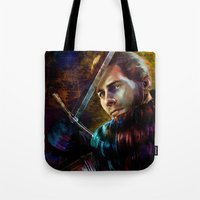Knight Captain Turned Ad… Tote Bag