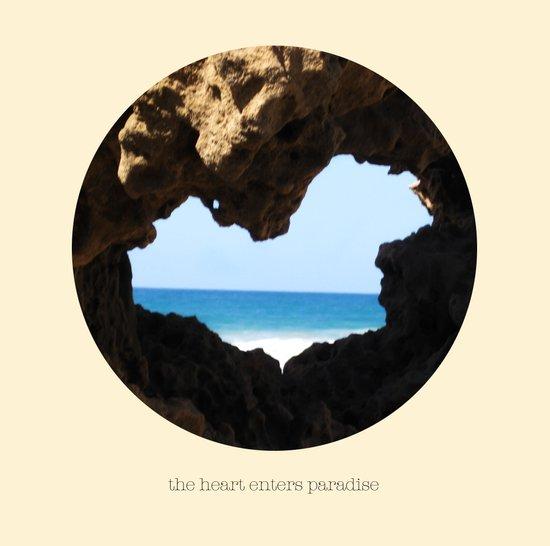 The Heart Enters Paradise Art Print