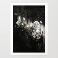 Venetian delights Art Print