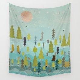 Wall Tapestry - goodnight little sunshine - bri.buckley