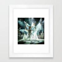 Live Music - Beats Antiq… Framed Art Print