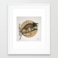 Karmaeleon Framed Art Print