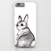 Ballpoint Bunny iPhone 6 Slim Case