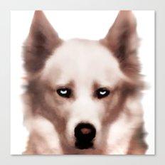 Devil Dog Canvas Print