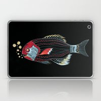 Happy New Fish  Laptop & iPad Skin