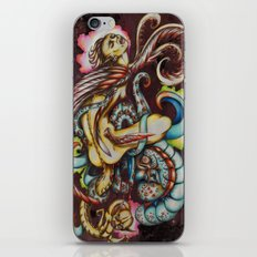 Let it bleed iPhone & iPod Skin