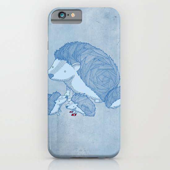 When he was young iPhone & iPod Case