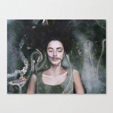 Sleep (T)height Canvas Print