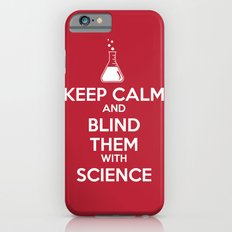 Blinded by Science Slim Case iPhone 6s