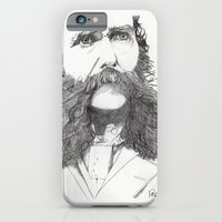 iPhone & iPod Case featuring Moustache by Paul Nelson-Esch /Expeditionary Club