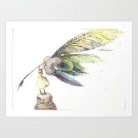 Feather 2 Art Print