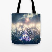 Disney World Tote Bag