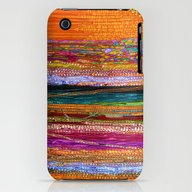 Indian Colors iPhone (3g, 3gs) Slim Case