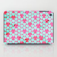 Watercolor Triangle Part… iPad Case