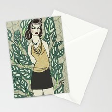 Why Try to Change Me Now? Stationery Cards
