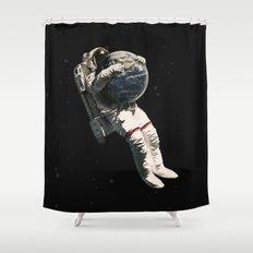 Hugger Shower Curtain