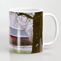 Remnants of a Simpler Time - The Barn Mug