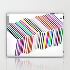 line line line Laptop & iPad Skin