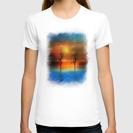 waterfall of light T-shirt