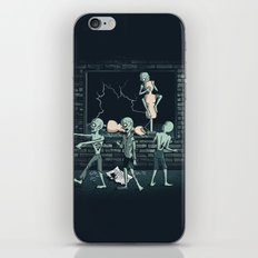 No more Braaaaains!  iPhone & iPod Skin