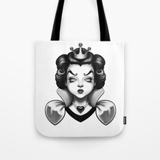 Snow White's Disenchantment Tote Bag