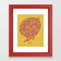 Afrobird Framed Art Print