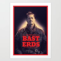 Inglourious Basterds Pos… Art Print