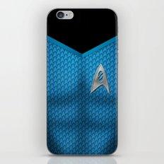 Star Trek Series - Scientist Suit iPhone & iPod Skin