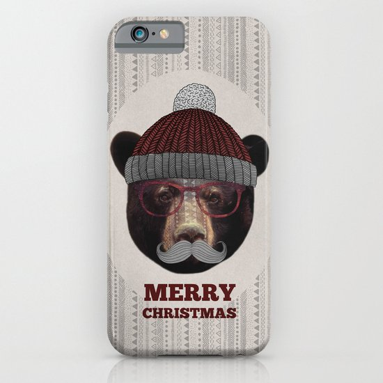 Gustav - Christmas Edition iPhone & iPod Case