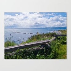 One Sunday Canvas Print