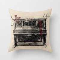 Now Or Later, 7 Throw Pillow