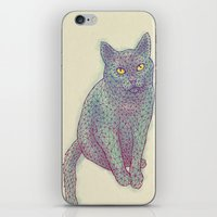 Polycat iPhone & iPod Skin