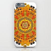 Patterned Sun iPhone 6 Slim Case