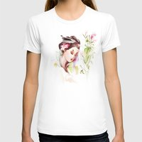 japanese T-shirts featuring Japanese by tatiana-teni