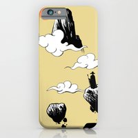 iPhone & iPod Case featuring  New Rising Sun  by Art is Vast