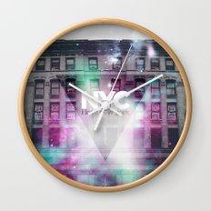 NYC - I Love New York 6 Wall Clock