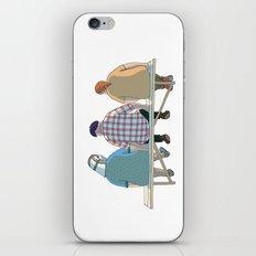 Kind Grandma iPhone & iPod Skin