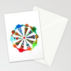 ONE HEART Stationery Cards