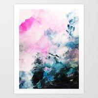 Mood Swing Art Print