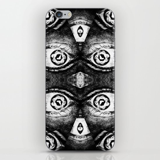 I've got even more eyes on you! iPhone & iPod Skin
