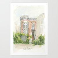 004. Art Print