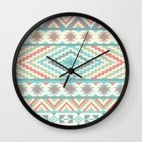 Friendship Bracelet Wall Clock