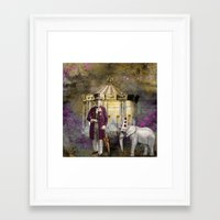 Circus King  Framed Art Print