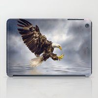 Young Bald Eagle Swoopin… iPad Case
